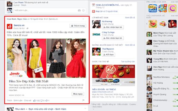 Cách viết quảng cáo trên facebook