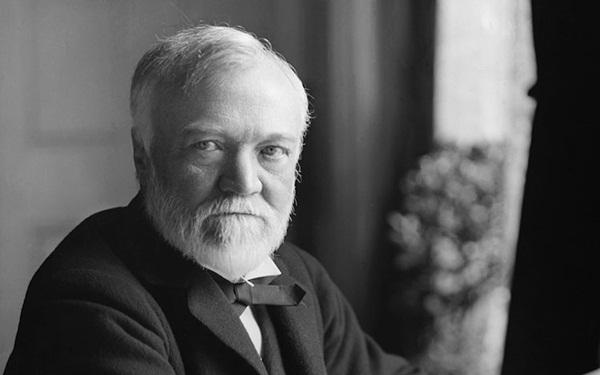 Câu chuyện kinh doanh thành công của Andrew Carnegie