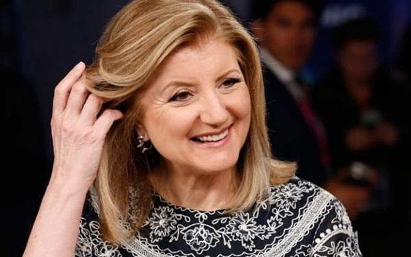 Nhà văn nổi tiếng- bà Arianna Huffington