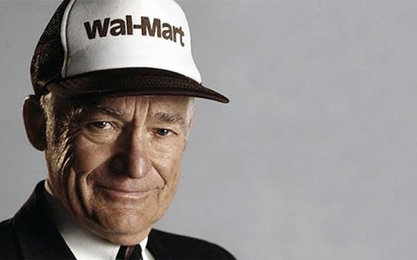 Sam Walton- người sáng lập Wal mart