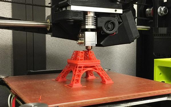 Công nghệ in 3D- Mô hình kinh doanh mới hữu ích