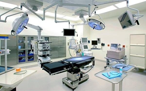 Dịch vụ y tế sử dụng trang thiết bị máy móc hiện đại