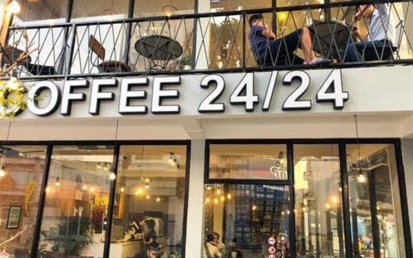 Mô hình Cafe 24/24 được nhiều bạn trẻ mến mộ