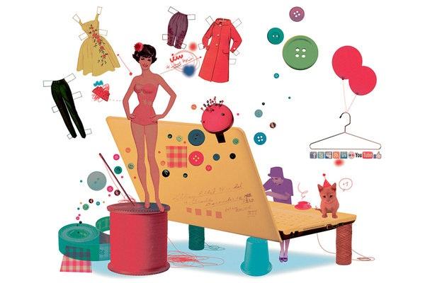 Ý tưởng kinh doanh quần áo