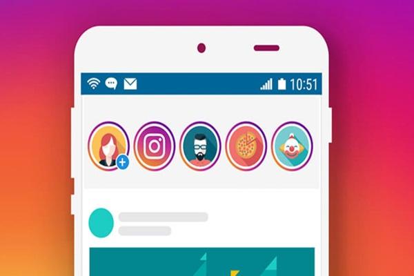 Quảng cáo stories instagram mở ra hình thức bán hàng mới