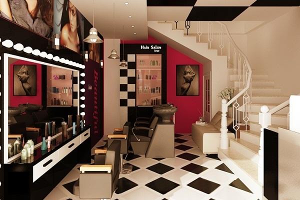 Mở salon tóc - cách làm giàu tại nhà hiệu quả