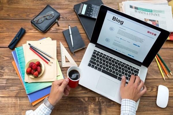 Xây dựng blog và chạy quảng cáo thuê