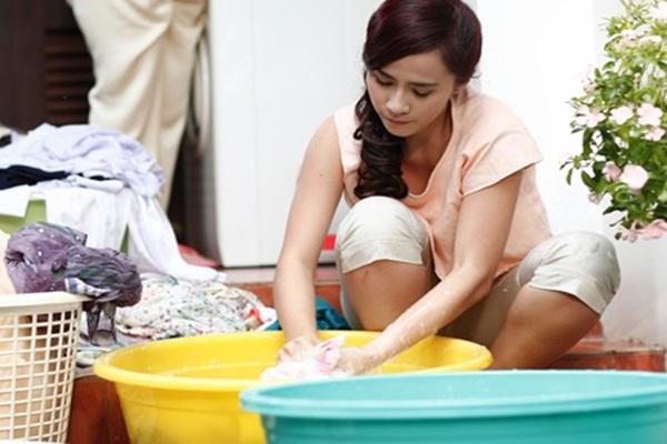 Mở dịch vụ giặt là bằng tay