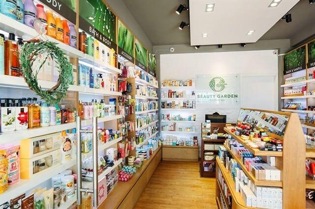 Một shop bán buôn mỹ phẩm Hàn Quốc lớn tại Hà Nội