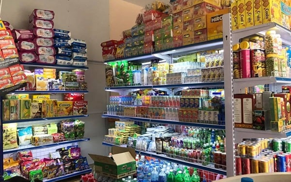 Mô hình kinh doanh nhỏ hiệu quả với 1 cửa hàng tạp hóa