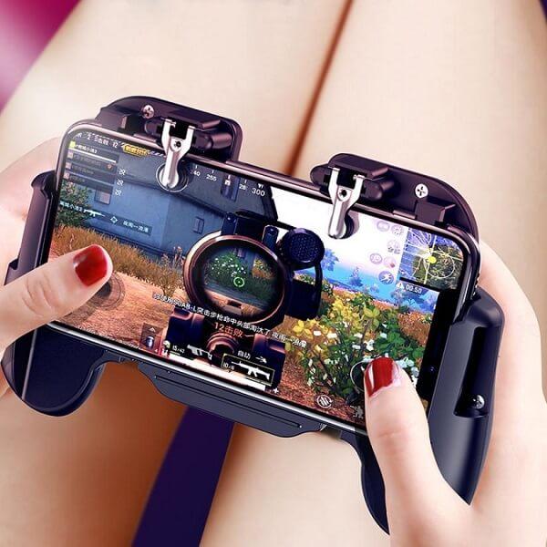Tay cầm chơi game PUBG mobile
