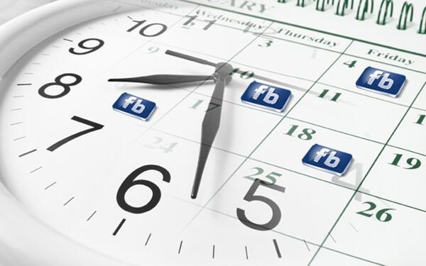 Lên lịch cho bài đăng