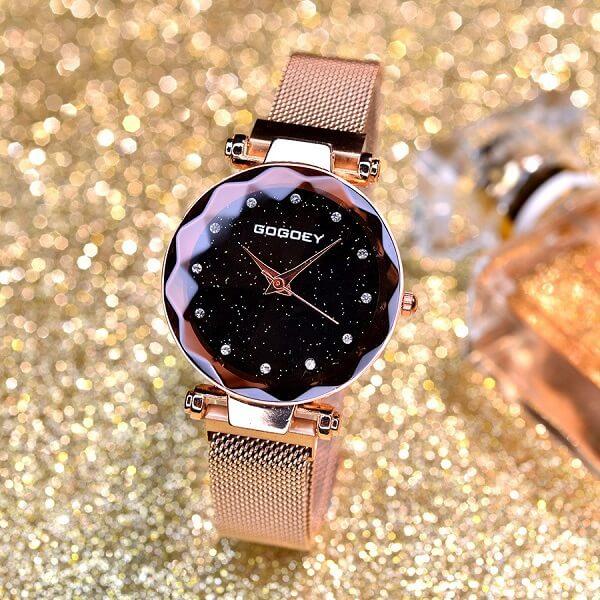 Đồng hồ nữ sang chảnh có bán tại Lumino 888