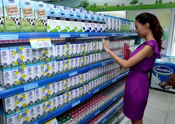 Bỏ sỉ từ các nguồn hàng tạp hóa tại siêu thị, trung tâm thương mại