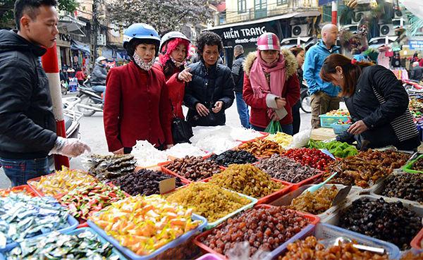 Phố Hàng Buồm. Hoàn Kiếm, Hà Nội