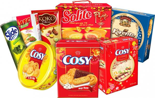 Các loại bánh nổi tiếng từ hãng Kinh Đô