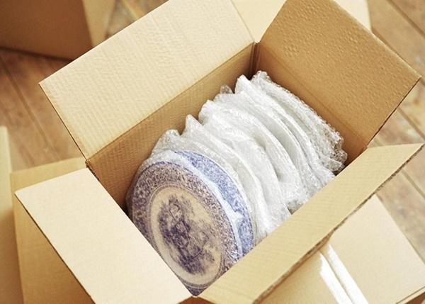 Cách gói hàng gửi bưu điện là đồ dễ vỡ