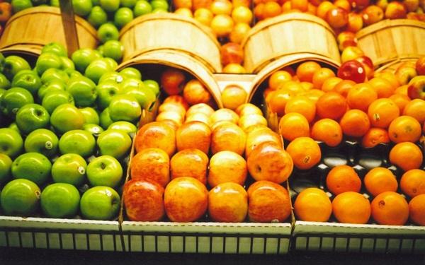 Kinh doanh mặt hàng trái cây sạch