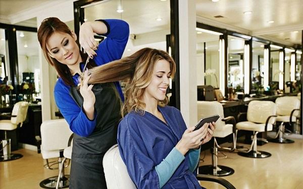 Cách làm giàu khi có 50 triệu của giới trẻ - Mở salon tóc