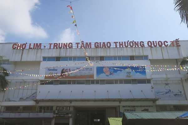 Chợ Lim - chợ đầu mối quàn áo đầu tư hoành tráng nhất Bắc Ninh