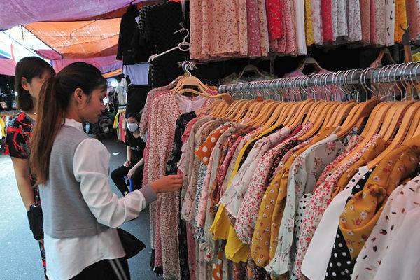 Chợ Đọ - chợ sỉ quần áo giá rẻ tại Bắc Ninh