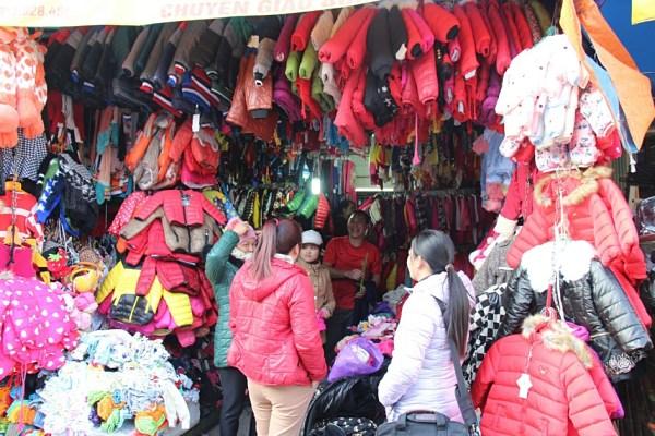 Quần áo của chợ An Đông có chất lượng tốt so với các chợ sỉ quần áo ở TPHCM