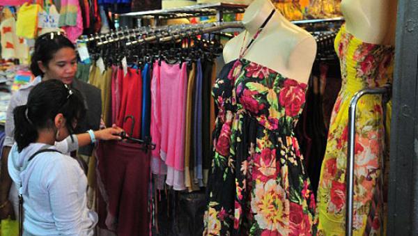 Chợ Pratunam - chợ sỉ quần áo nổi tiếng giá rẻ tại Thái Lan