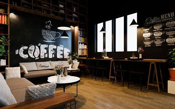 Mở quán cafe/ trà sữa với vốn 1 tỷ
