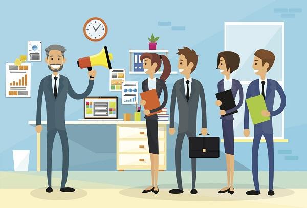 Quan tâm và chia sẻ giúp gỡ bỏ khoảng cách giữa sếp và nhân viên