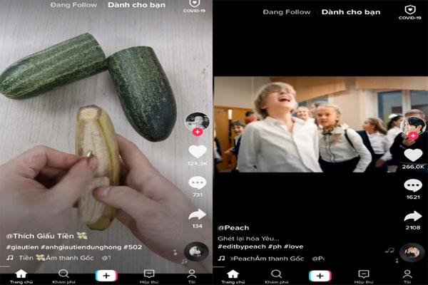 Định dạng video truyền thông xã hội