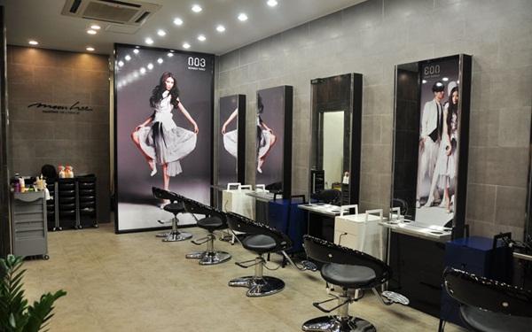 Kinh doanh gì với 300 triệu - Mở salon tóc