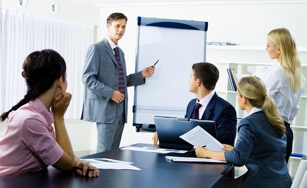 Kỹ năng giao tiếp và thuyết trình giúp người sếp thành công hơn