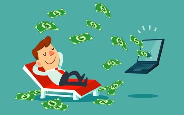 Kiếm tiền từ mạng internet (MMO)
