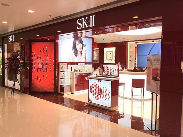 Mua hàng trực tiếp tại các store mỹ phẩm ở Nhật