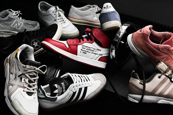 Đừng nhập nguồn sỉ giày sneaker theo số đông