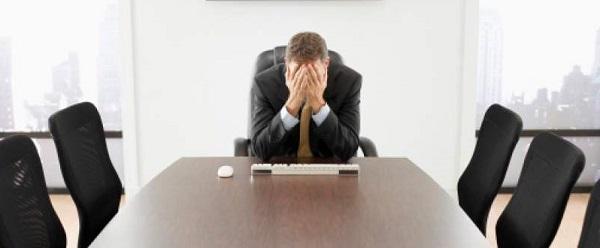 Sự cô đơn luôn vây quanh người làm sếp