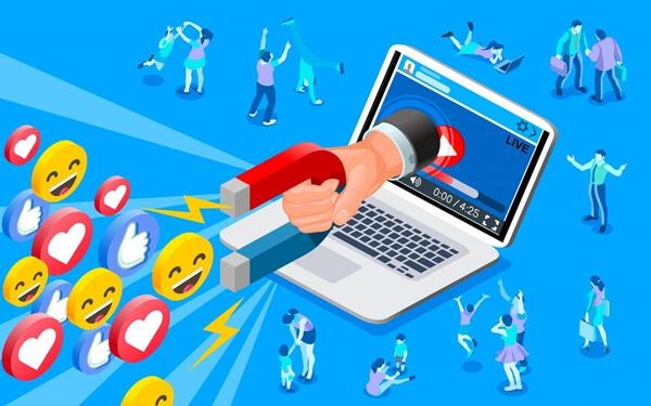 Tương tác trong kinh doanh online