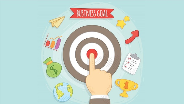 Người sếp cần đạt được những mục tiêu nhất định để công việc có được hiệu quả cao