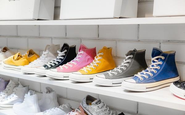 Grey.B shop bán giày real trên instagram