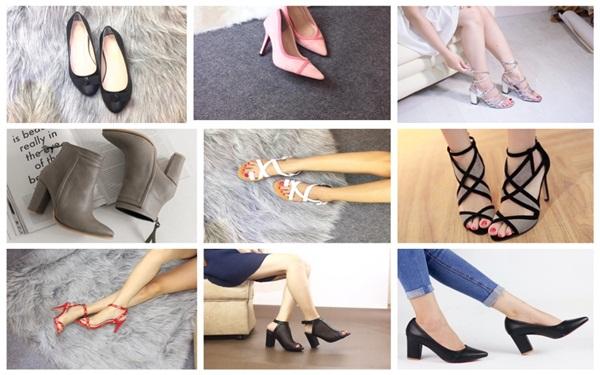 Nupahouse shop bán giày boot trên instagram