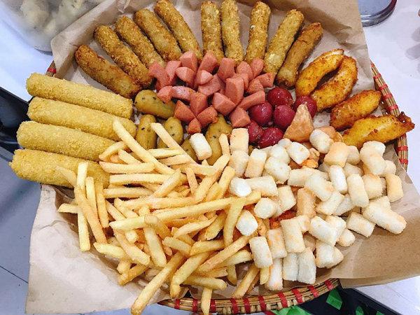 Sỉ đồ ăn vặt Hà Nội - Quỳnh Chi Shop