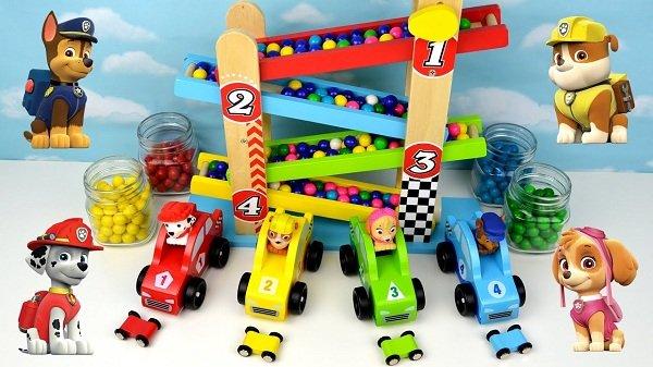 Mẫu mã của các xưởng sỉ đồ chơi trẻ em rất đẹp, bắt mắt