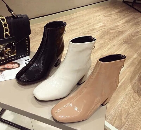 Ankle boots da dành cho phái nữ