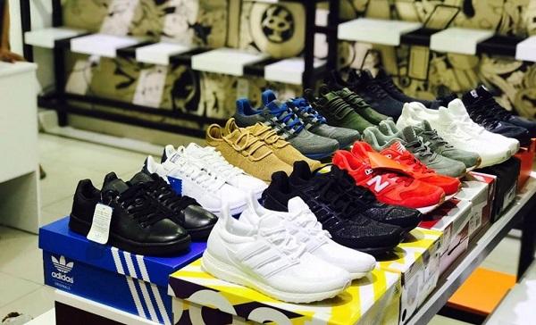 Các mẫu giày hot nhất