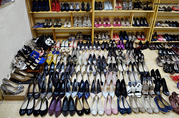 Giày dép Ngọc Thạch - Trùm sỉ hàng Quảng Châu TPCM