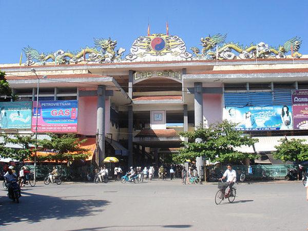 Chợ Rồng - chợ đầu mối quần áo ở Nam Định