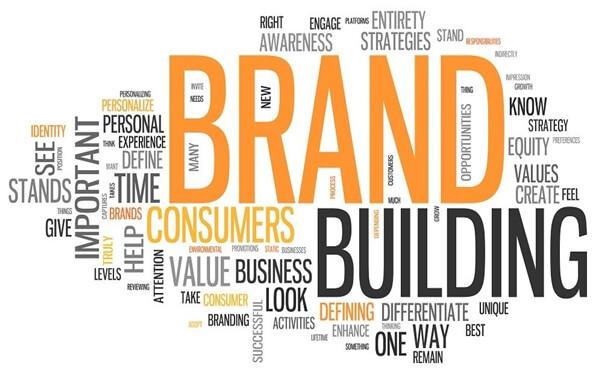 Xây dựng thương hiệu từ các yếu tố hữu hình