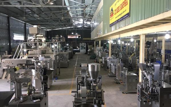 Mở rộng quy mô sản xuất khi ý tưởng kinh doanh cơ khí đã hoạt động ổn định