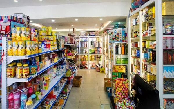 Ý tưởng kinh doanh gần chợ - Mở cửa hàng tạp hóa