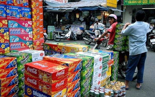 Mở đại lý kinh doanh bia, nước giải khát